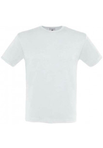 T-shirt de homem em malha 1x1