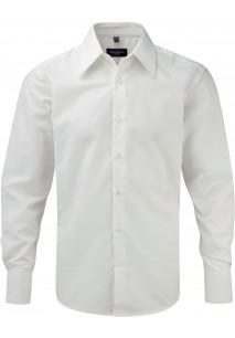 Camisa de homem de manga comprida em Tencel®