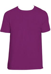 T-shirt de homem corte europeu