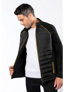 casaco jaqueta feminino nylon acolchoado bege crocker