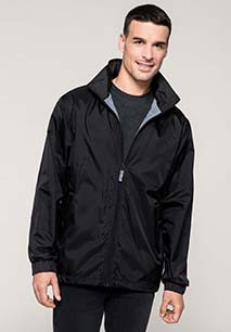 EAGLE II - Windbreaker com forro