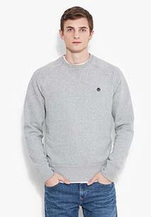 Sweatshirt com decote redondo Exeter River