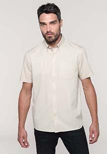 Camisa Ariana de homem de manga curta