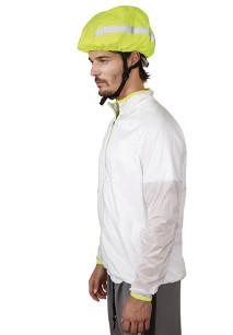 Bolsa reflexo para capacete