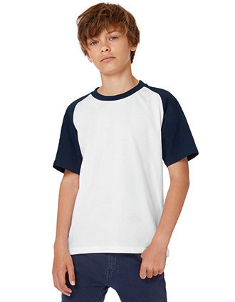 T-shirt de criança Baseball