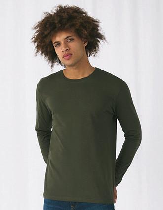 T-shirt de homem de manga comprida #E150
