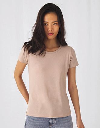 T-shirt Organic Inspire de senhora com decote redondo