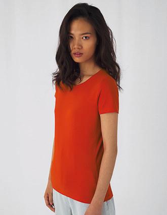 T-shirt de senhora bio Inspire Plus