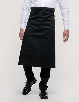 Avental poliéster / algodão extra comprido