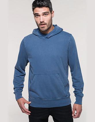 Sweatshirt french terry com capuz