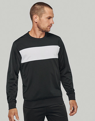 Sweatshirt em poliéster