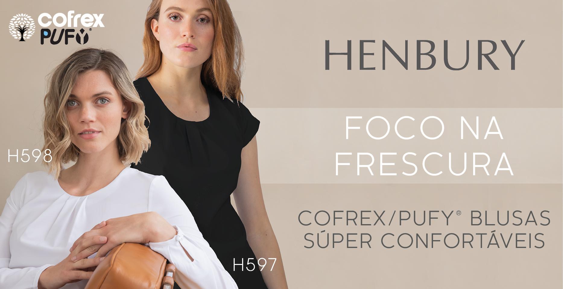 Henbury - Blusas